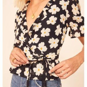 Reformation Caprice Top in Gemma size M NWT